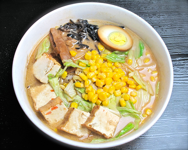 R-Vegetable-Miso Ramen